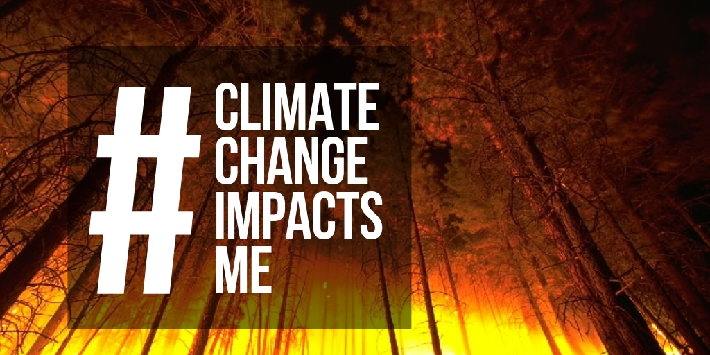 Climate Change Impacts Me
