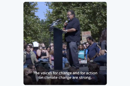 It's time for Congress to listen to the people & Act On Climate.
