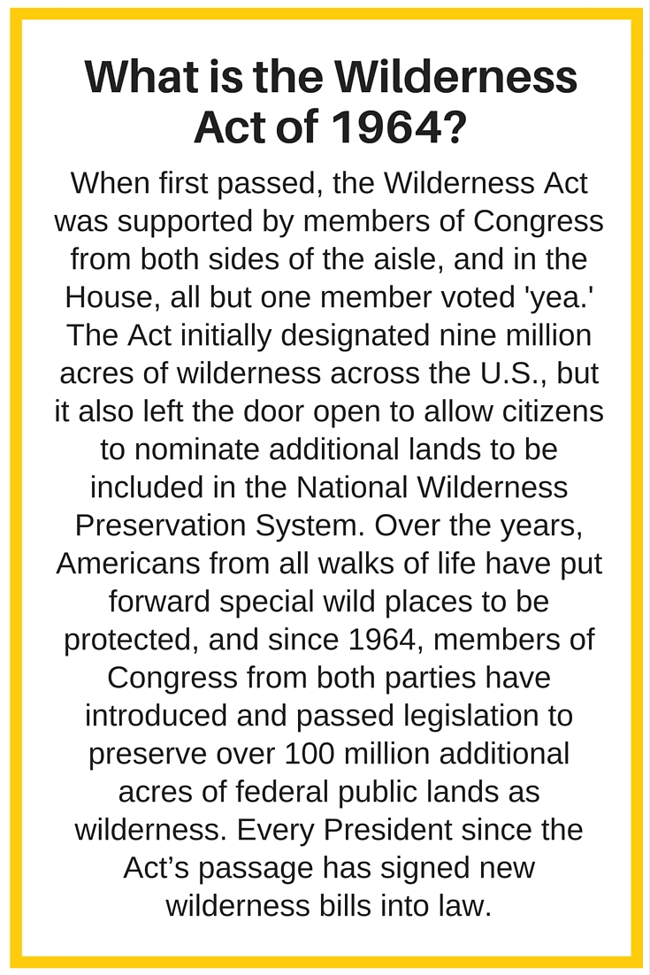 Wilderness Act