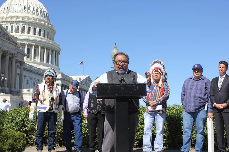 Ranking Member Grijalva talks about defending the cultural heritage of the grizzly bear and spiritual freedom of Tribes.