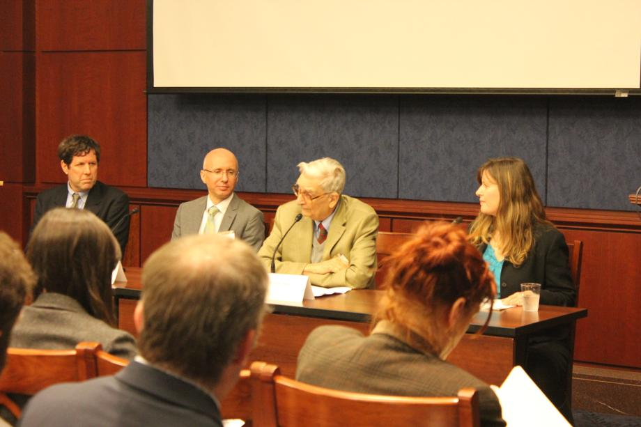 Briefing with E.O. Wilson on the Benefits of Biodiversity and the ESA